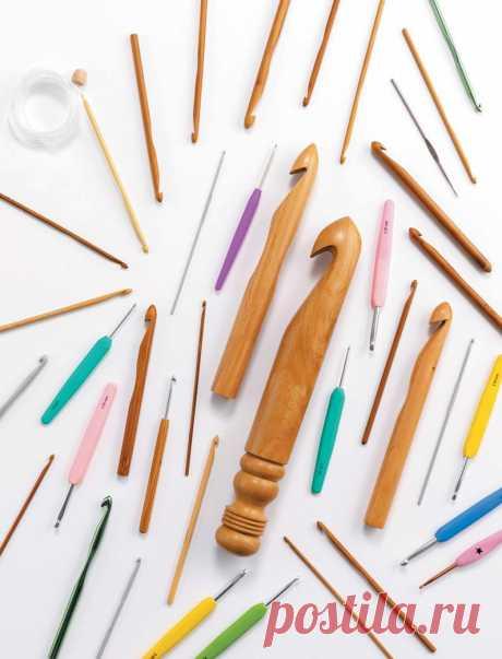 Самоучитель по вязанию крючком.