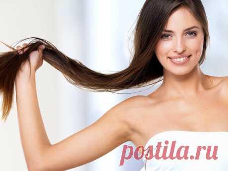 Как остановить выпадение волос? Ваши волосы будут расти все быстрее и сильнее натуральным способом!