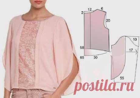 Простые выкройки летних вещей (подборка) Модная одежда и дизайн интерьера своими руками