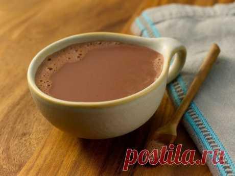 Как правильно варить какао. — Мегаздоров