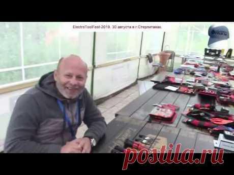 КВТ на ElectroToolFest-2019. Интервью с Константином Разноглазовым!