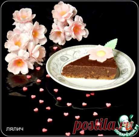 """""""Сырой"""" шоколадно-ореховый торт – кулинарный рецепт"""