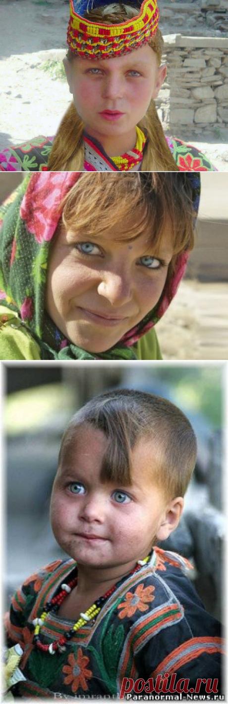 Истинные арийцы живут в Гималаях