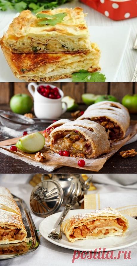 Cамый вкусный яблочный пирог из лаваша - рецепт с фото