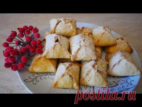 ВКУСНЕЙШЕЕ Песочное Печенье с Невероятно Вкусной Начинкой Простой рецепт песочное тесто