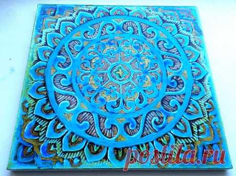 восточная плитка, мандала, марокканская плитка, плитка восточный стиль, купить плитку марокканскую, купить бирюзовую плитку