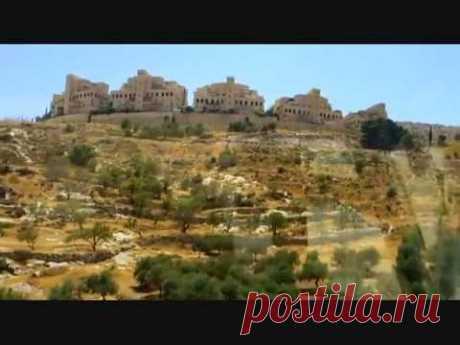 Путешествие в Израиль. Иерусалим.