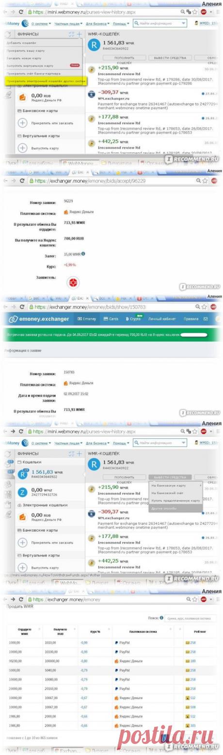 Электронный кошелек Webmoney - «Не все интернет-магазины принимают к оплате вебмани. Как обменять вебмани на Яндекс.деньги (или QIWI) с минимальными финансовыми потерями» | Отзывы покупателей