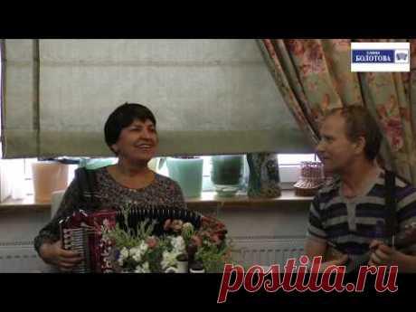 Ах какая в старости любовь! Ольга Сидорина и Геннадий Аксёнов!Кухня талантов на улице талантов!
