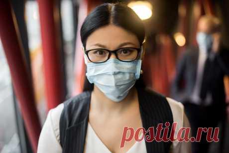 Как носить защитную маску, чтобы не запотевали очки-сейчас актуально!