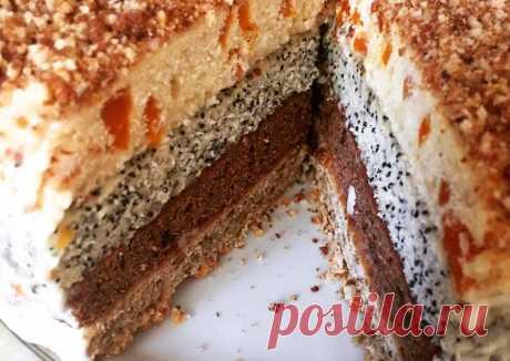Королевский торт - пошаговый рецепт с фото. Автор рецепта Nathalie Z . - Cookpad