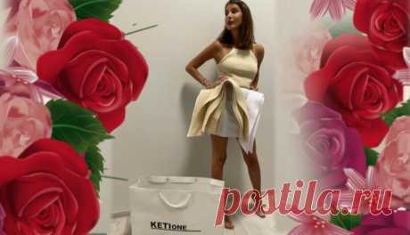 Кети Топурия продемонстрировала платье собственного производства | Вокруг интернета | Яндекс Дзен