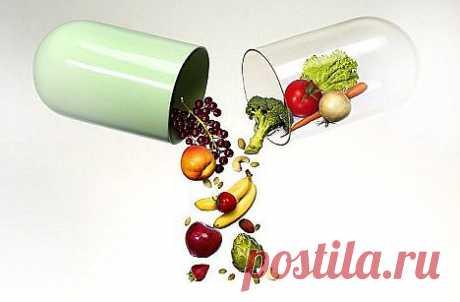 Блоги@Mail.Ru: Каких витаминов не хватает организму