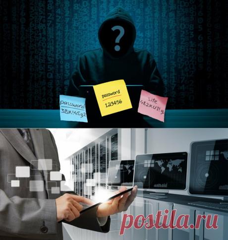 Советы о том, как не стать жертвой киберпреступников ║Часть 1║ | Ты ж программист! | Яндекс Дзен