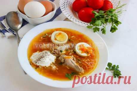 Помидорова зупа — польский суп из помидоров - БУДЕТ ВКУСНО! - медиаплатформа МирТесен