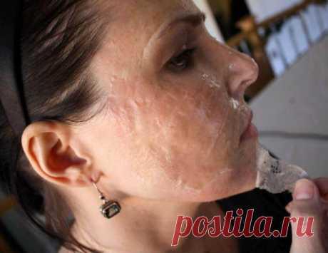 Как быстро избавиться от морщин на лице в домашних условиях — Все для души