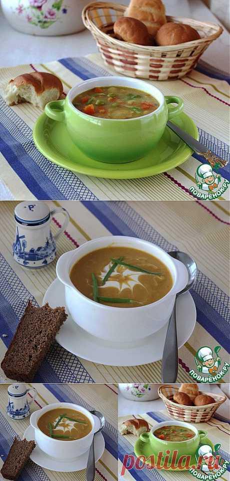 "Суп ""Лима"" - кулинарный рецепт"