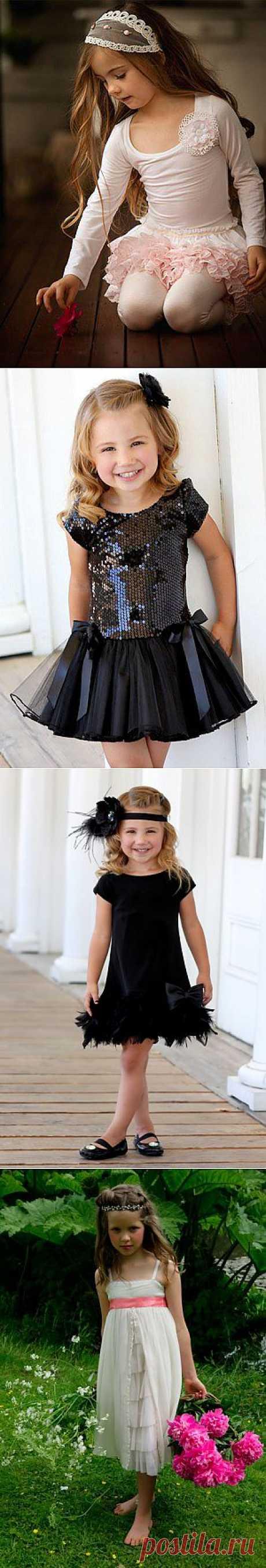 шьем нашим маленьким принцессам!.