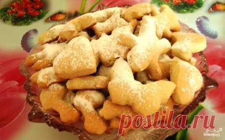Постное печенье на рассоле - рецепт с фото на Повар.ру
