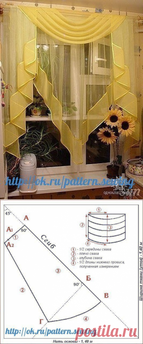 The tailor • Sewing, alterations - is easy! We sew curtains. Svag with a perpendicular shoulder