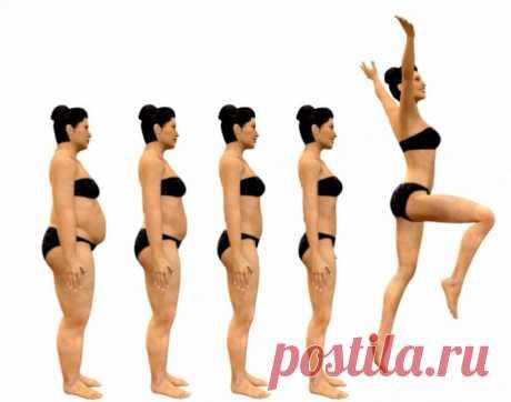 Диета для ленивых: похудеть за 2 недели