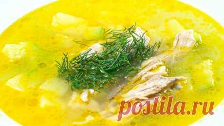 Какой суп есть в сентябре? Ну очень вкусный кабачковый суп. Сытно, полезно и очень легко на душе | ЧТО ГОТОВИТЬ | Яндекс Дзен