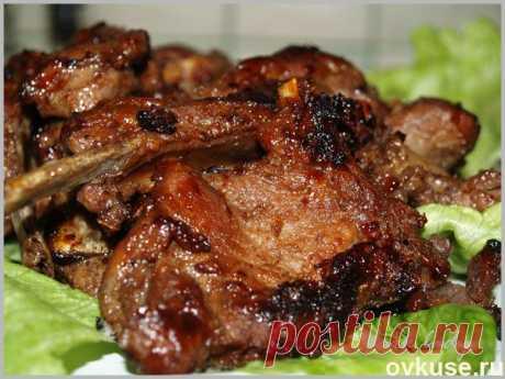 La carne de cerdo con las ciruelas pasas - las recetas Simples Овкусе.ру