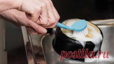 La técnica japonesa para limpiar las ollas quemadas y dejarlas brillantes – Hoy En Belleza