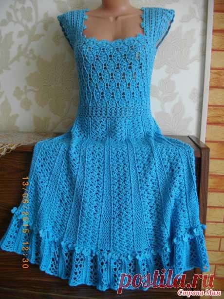 Платье Антония
