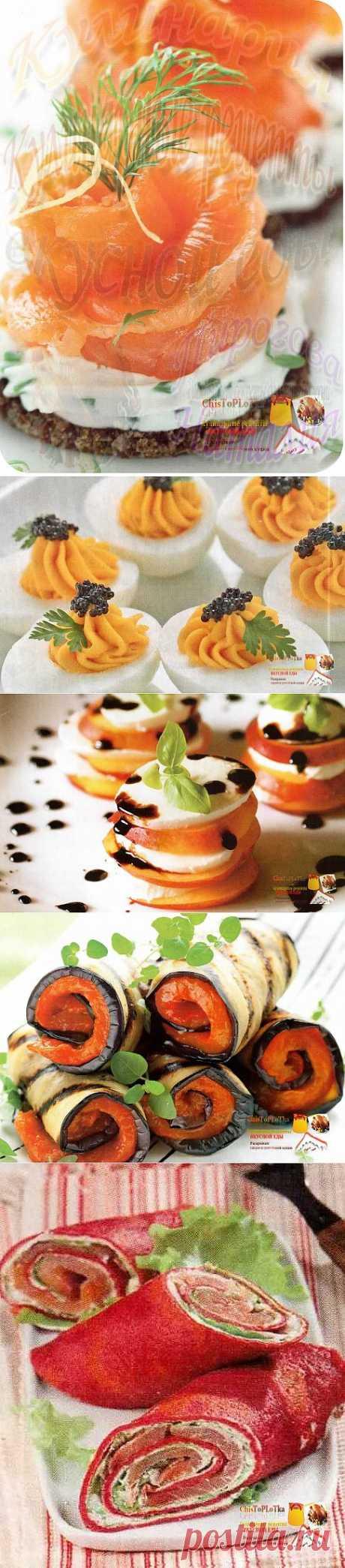 Новогодний праздничный стол - закуски. | Кулинарные рецепты вкусной еды