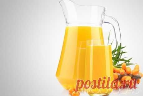 Компот из облепихи. Компот из облепихи - это очень полезный напиток, который зарядит вас энергией и витаминами на весь год.