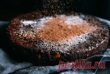 Шоколадный торт Альгамбра: рецепт | Смачно Как приготовить шоколадный торт Альгамбра