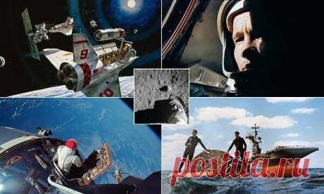 НАСА опубликовало удивительные фотографии из своих архивов   Научпоп. Наука для всех   Яндекс Дзен