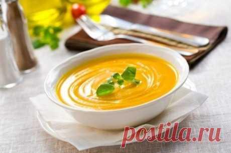 Тыквенный суп для здоровья: рецепты