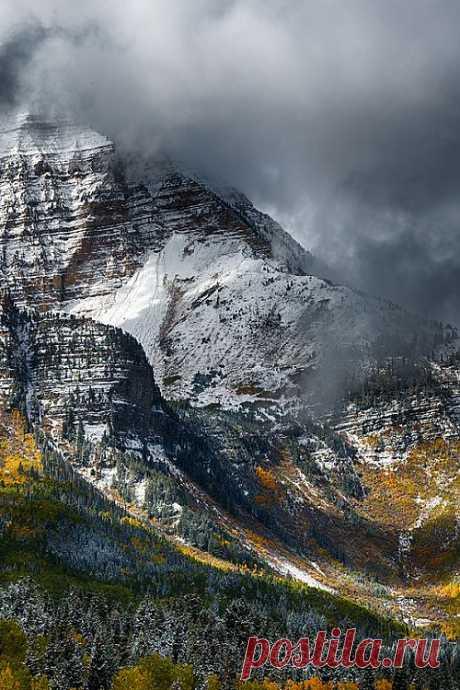 безмолвие в горах