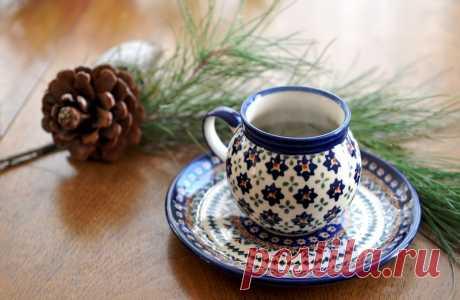 Целебные свойства хвойного чая.