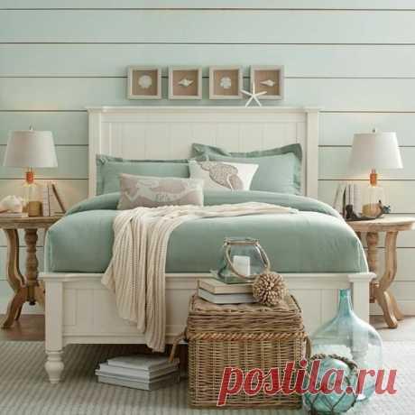 Как оформить спальню в стиле прованс: 10 практичных советов от ReRooms | flqu.ru - квартирный вопрос. Блог о дизайне, ремонте