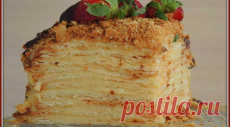 Наполеон по-Одесски на Gastronom.ru