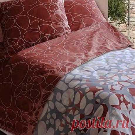 Новое постельное белье  - залог романтического настроения. Маленький секрет, чтобы...