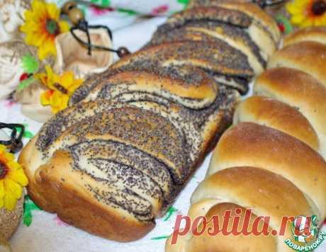 Пирог-рулет с маком постный – кулинарный рецепт