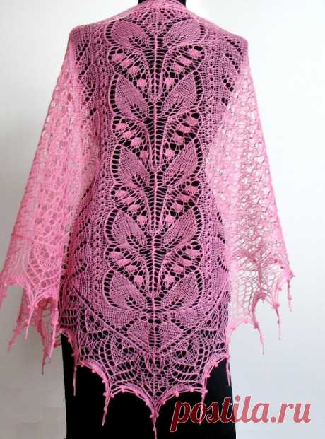 Ландыши. Один узор – много моделей | Магия Вязания / Knitting Magic | Яндекс Дзен
