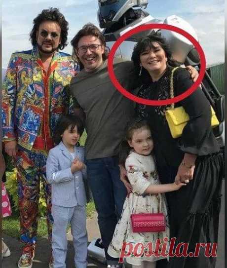Кто является биологической матерью детей Филиппа Киркорова?