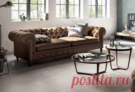 Мягкая мебель в стиле «Честер». Фото, стили, модели. Где купить?