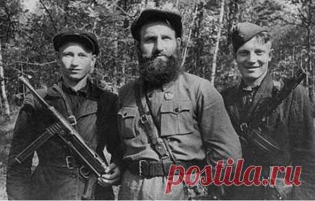 Каких советских партизан немцы боялись больше всего | warfilm.ru | Яндекс Дзен