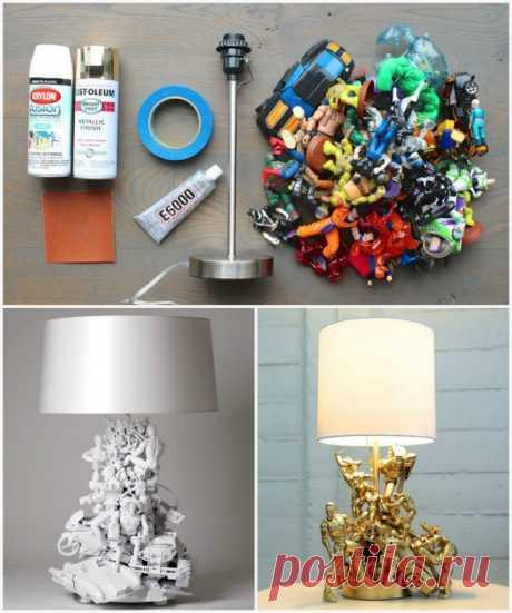 18 авторских вещей для дома, которые можно сделать своими руками | Офигетто!