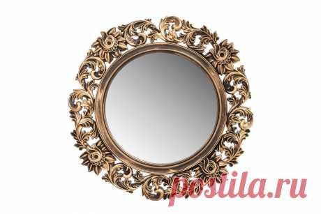 Купить Декоративное зеркало в раме BC0526M-BG с доставкой по выгодной цене в интернет магазине Hoff.ru. Характеристики, фото и отзывы.