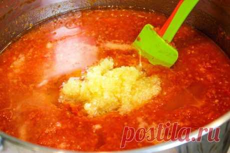 Идеальный вкус! Ароматная аджика на зиму (Самый простой рецепт!)   Домашние рецепты с Любовью   Яндекс Дзен