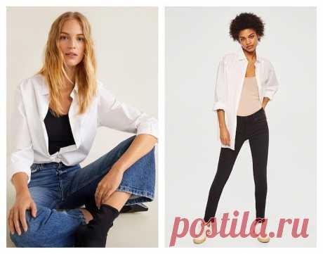 С чем носить джинсы этой осенью: 17 образов — BurdaStyle.ru