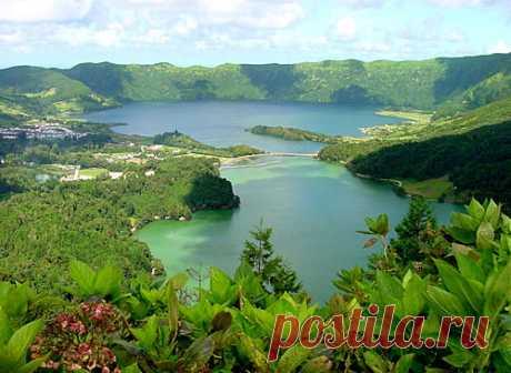 Самые уникальные и необычные острова | Интересные Факты