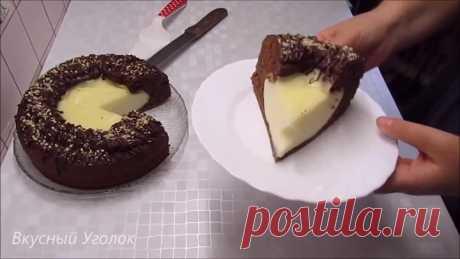 """Я Влюбилась в этот Пирог! Божественный Пирог """"ВУЛКАН""""."""